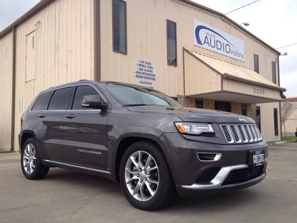 repeat jeep client upgrades grand cherokee audio system. Black Bedroom Furniture Sets. Home Design Ideas